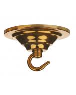 ACC6 Single Hook Plate - Copper