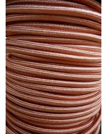 Copper Round Braided 3 Core Flex In 1 Metre Lengths