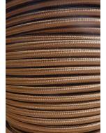 Havannah Gold Round Braided 3 Core Flex In 1 Metre Lengths