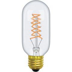 Tubular 40w E27 Rustica Tinted Filament Bulb 015015040