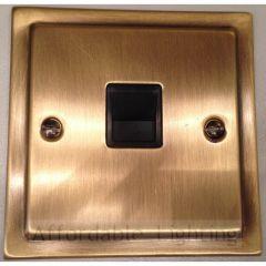TAB33B Trimline Telephone Master - Antique Bronze