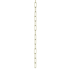 ACC24 Spare Chain - Polished Brass
